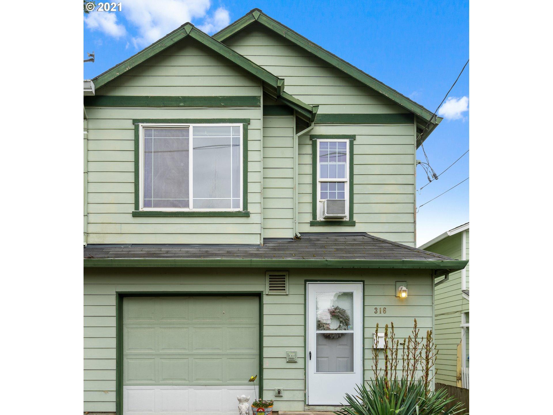 316 SE 88TH AVE, Portland OR 97216