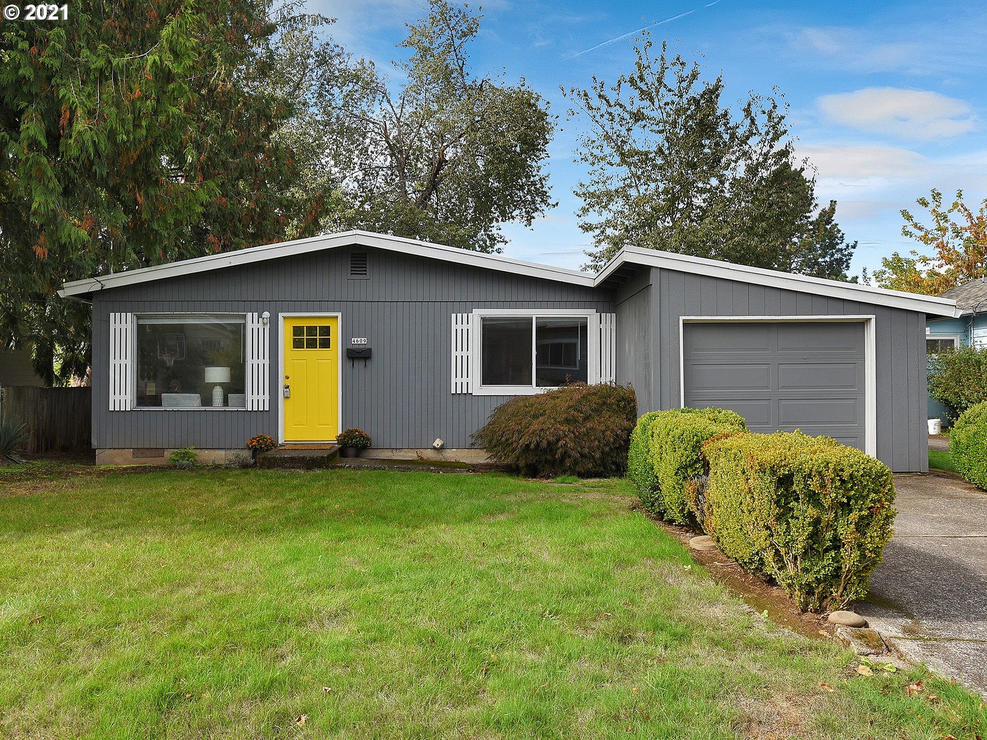4609 SE 47TH AVE, Portland OR 97206