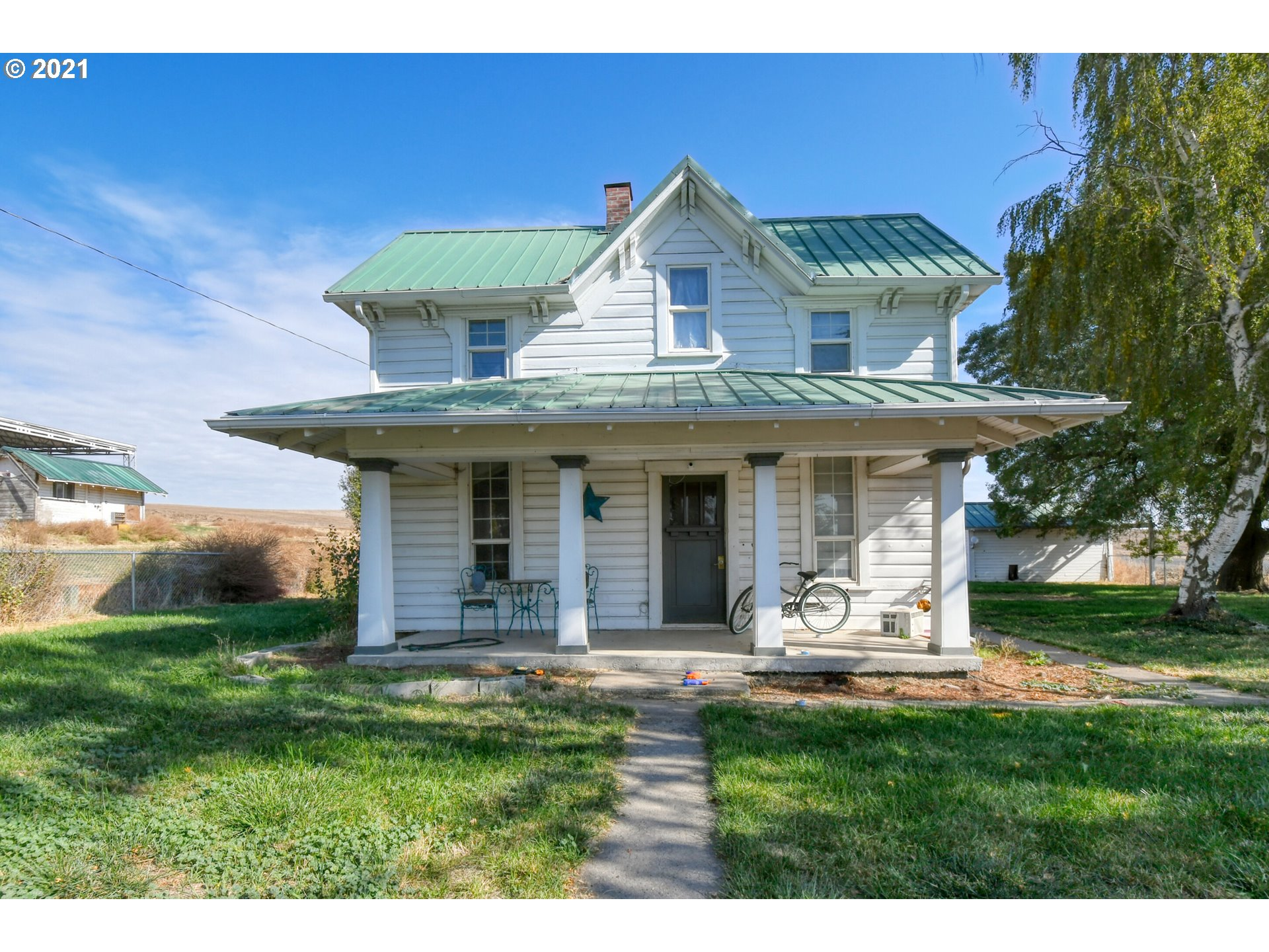 81103 SAND HOLLOW RD, Adams OR 97810