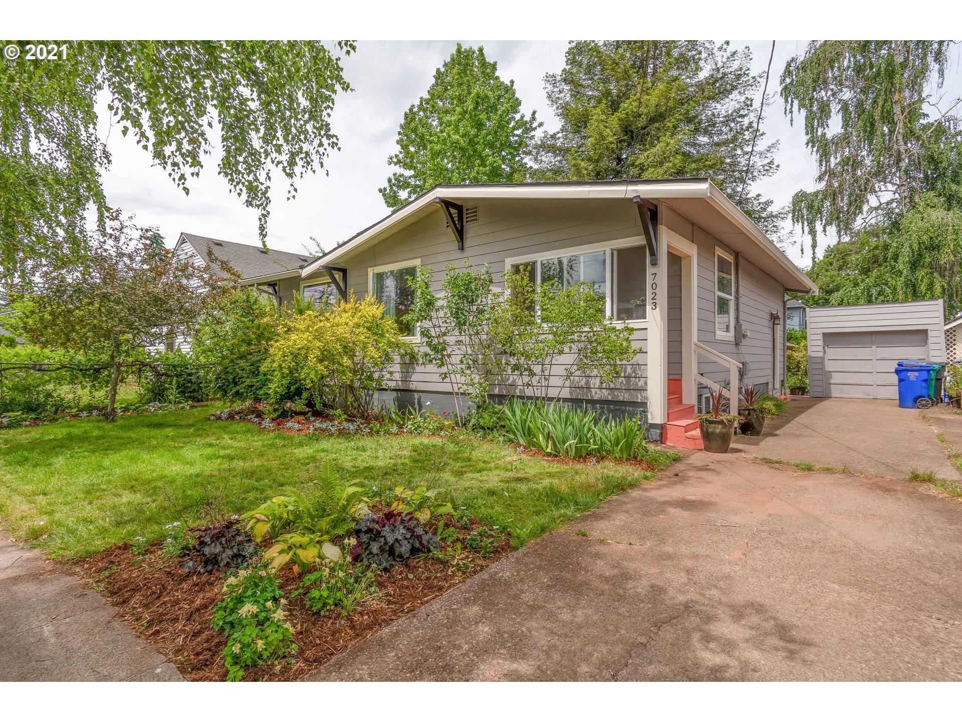 7023 N JERSEY ST, Portland OR 97203