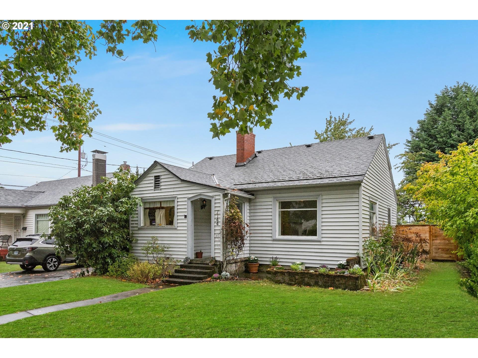 7144 N CONCORD AVE, Portland OR 97217