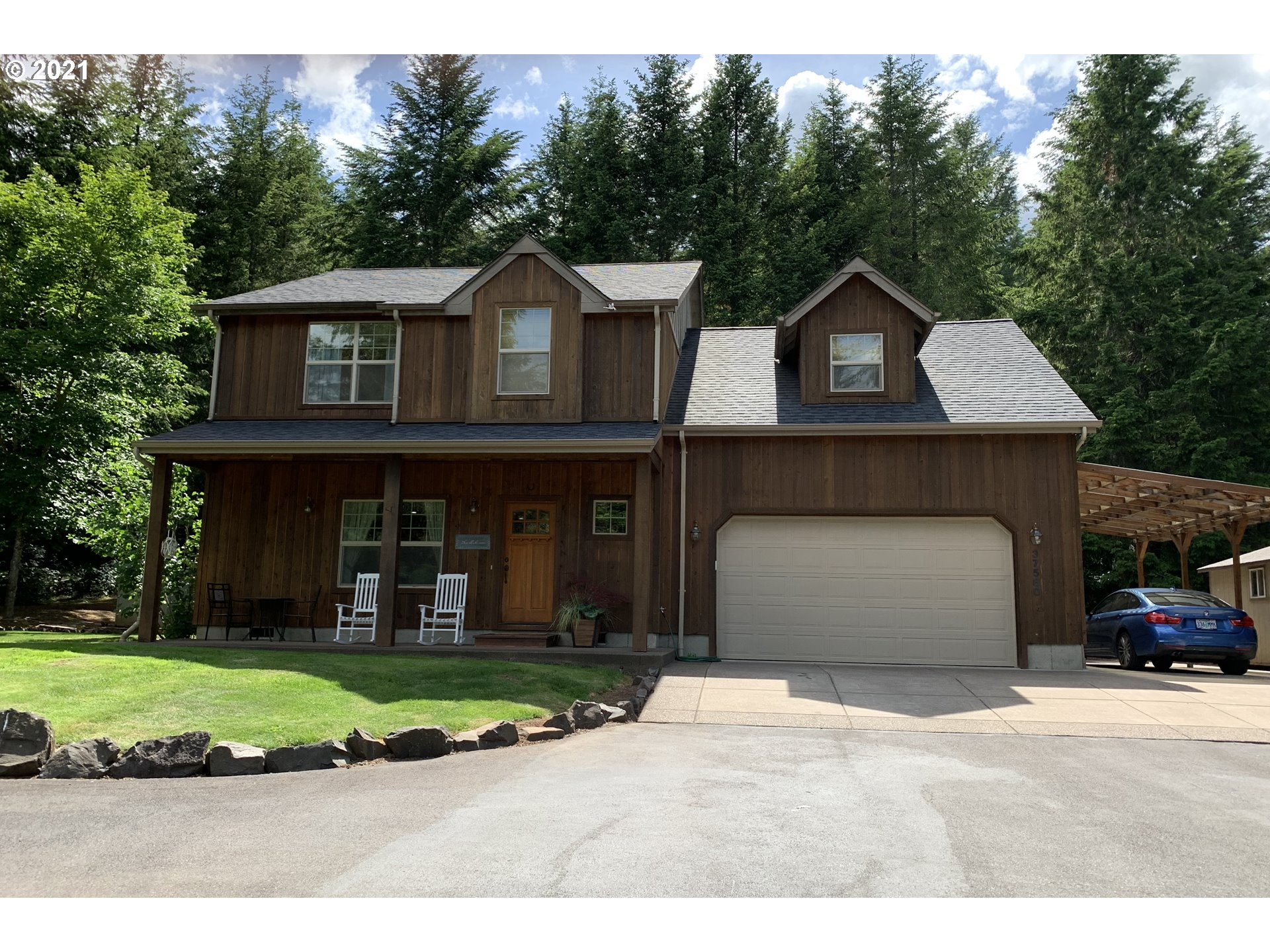 37580 PARSONS CREEK RD, Springfield OR 97478