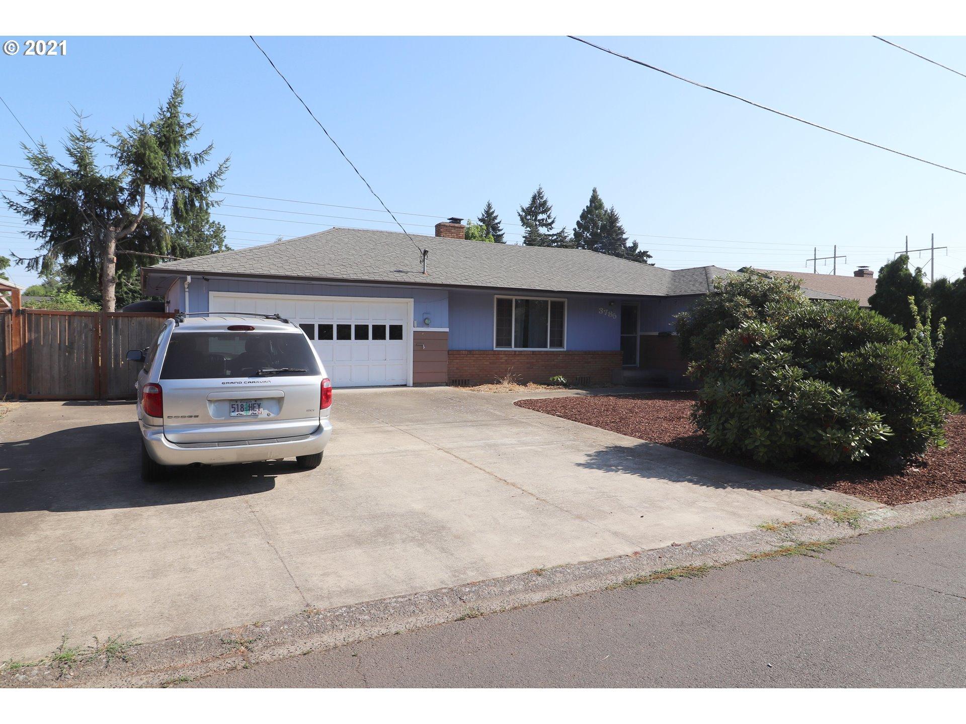 3785 HAWTHORNE AVE, Eugene OR 97402