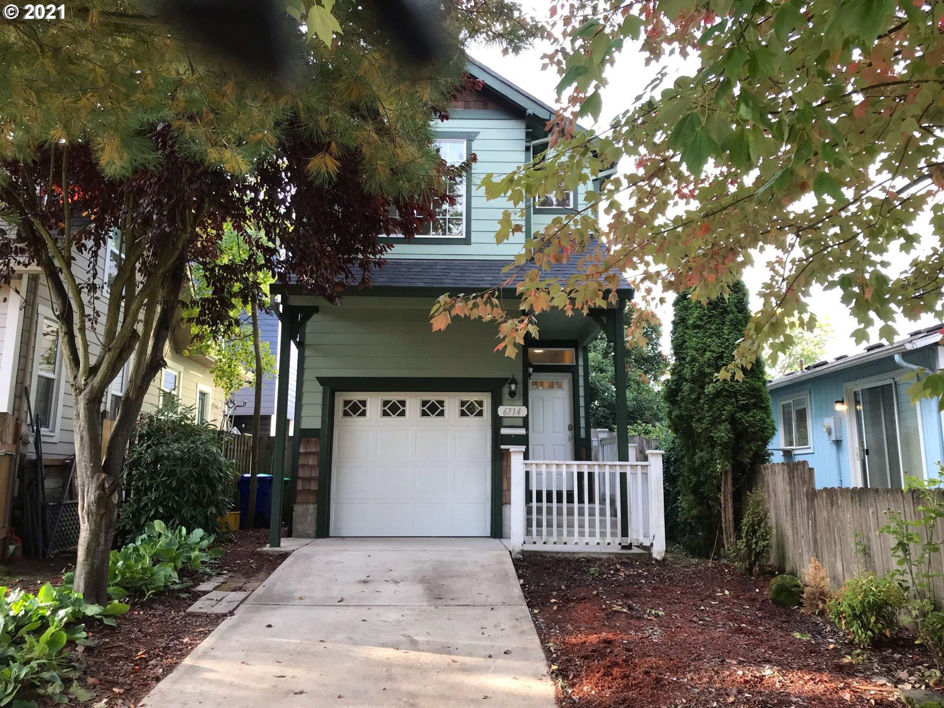 6714 N SENECA ST, Portland OR 97203