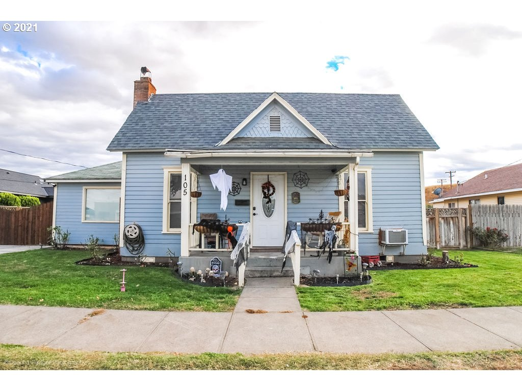 105 NW 5TH AVE, Milton-freewater OR 97862