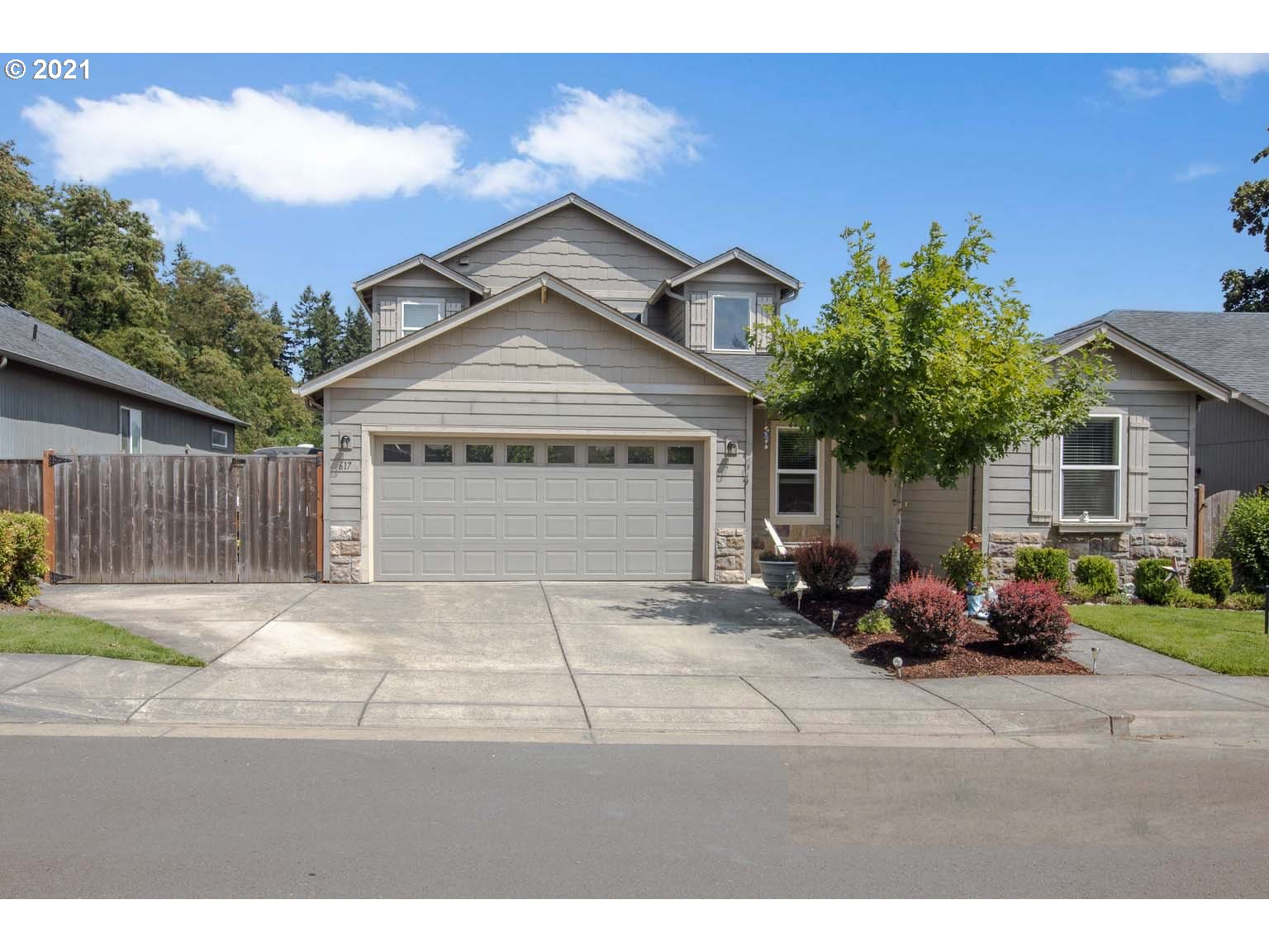 617 S 49TH PL, Springfield OR 97478